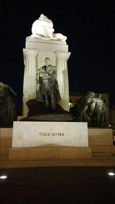 Parlament - Tisza István