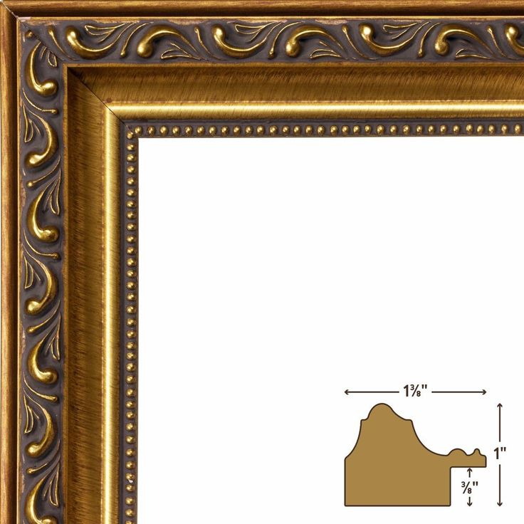 craig frames ancien ornate antique gold picture frame craigframes frenchcountry