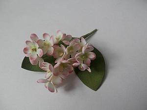 Создаем миниатюрные цветы из фоамирана - Ярмарка Мастеров - ручная работа…