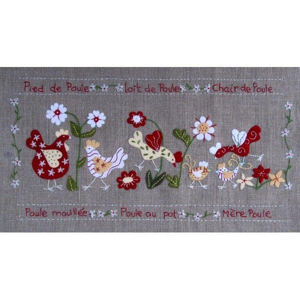 1000 ideas about motifs de tableau de feutre sur pinterest tableau de feutre livres de - Enlever feutre sur tissu ...