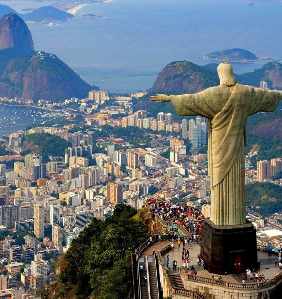 RIO DE Janeiro - Top 10 Most Beautiful Cities in the World