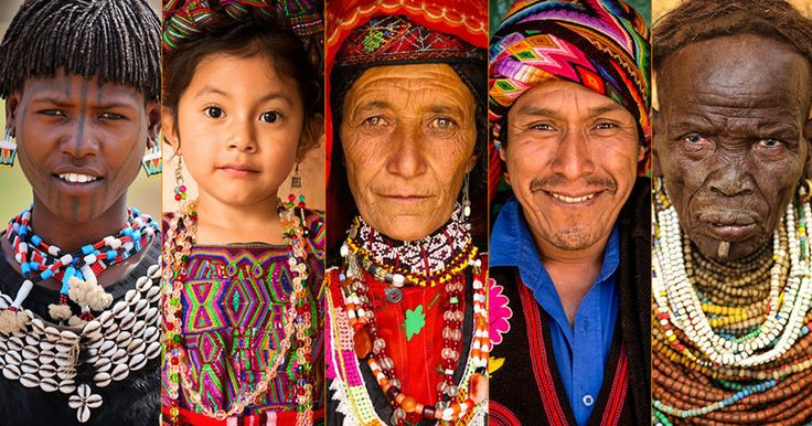 This Photographer Is Making It His Mission To Document Faces Around The World