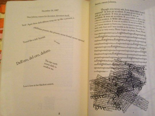 House of Leaves by Mark Z. Danielewski — Reviews, Discussion ...