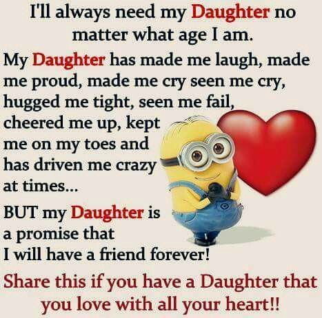 I Love My Daughter Funny Quotes : love my daughter daughters my daughter quotes i love my kids i love ...
