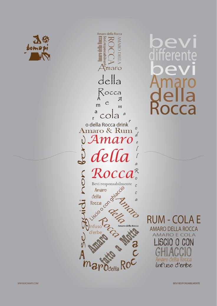 Amaro della Rocca.  Catalogo 2013  http://www.bomapi.com/site/amaro-della-rocca.html