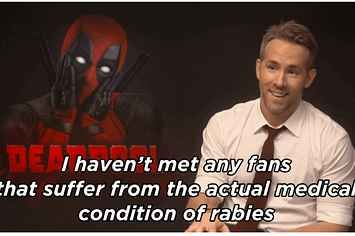 10 Brilliant Pieces Of Life Advice From Ryan Reynolds To His Fans