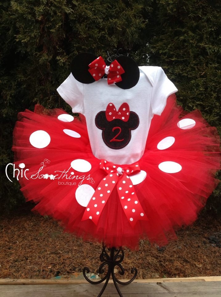 25 Unique Mini Mouse Tutu Ideas On Pinterest Mini Mouse