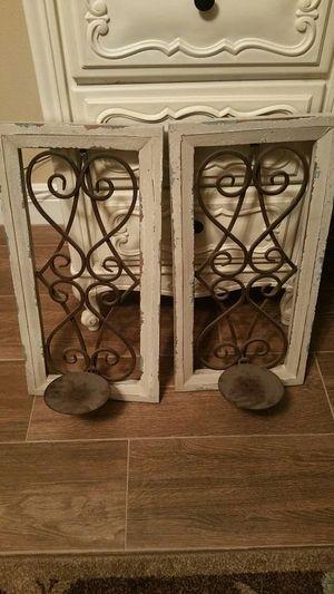 Mason Jar Wall Decor Hobby Lobby : De bedste id?er inden for wall candle holders p?