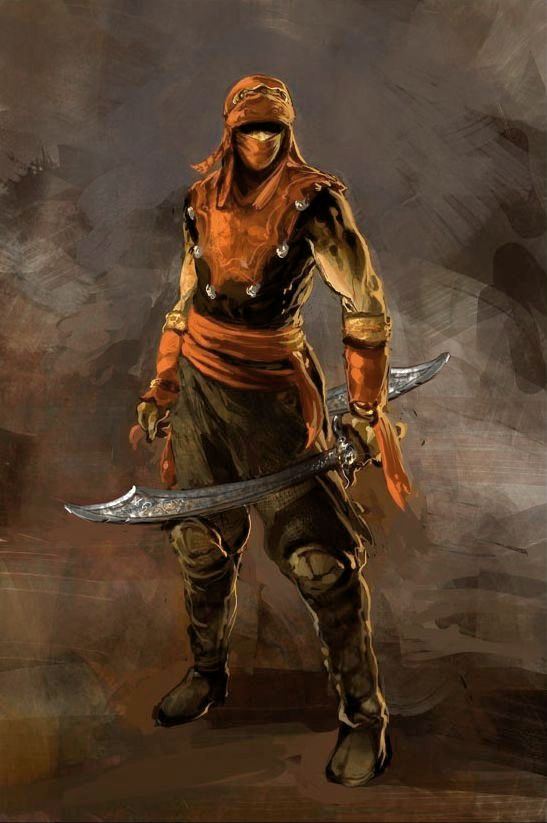 Edited Desert Warrior