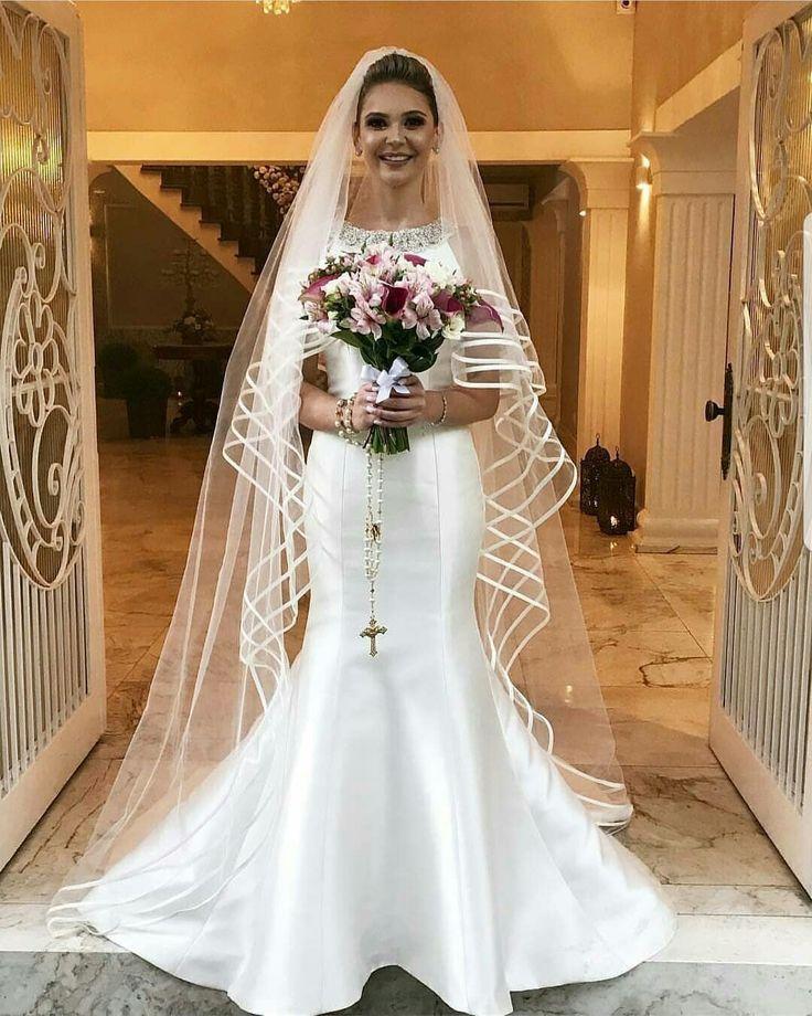 Pin de Dayane em preciosos Vestidos, Casamento