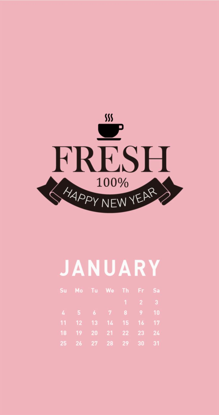 Tap Image For More New Year 2015 IPhone 6 Wallpapers January