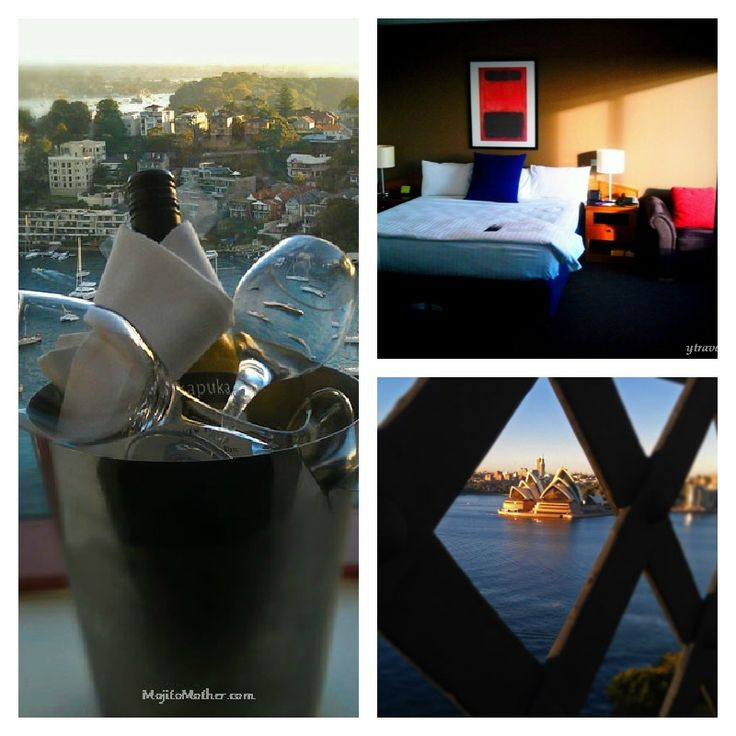 Stay at Vibe Hotel North Sydney
