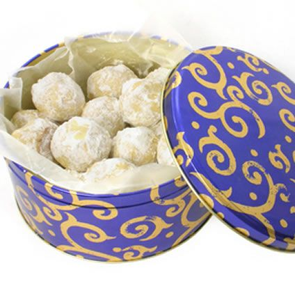 Authentic Russian Teacakes - http://worldbestfoodrecipes.com/recipe/authentic-russian-teacakes/