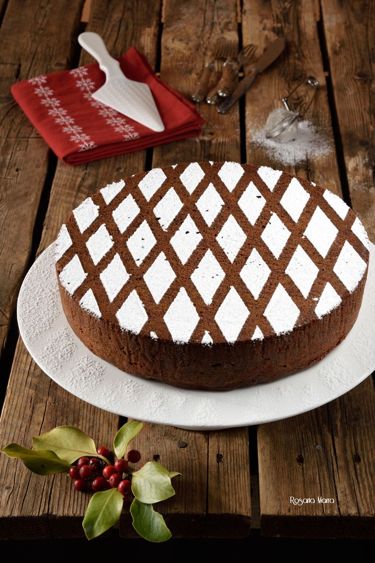 #torta #cake #chocolat #foodphotography #ilove #home #festa #capri #mandorle #party