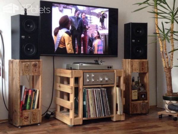 1000 Ideas About Pallet Tv Stands On Pinterest Rustic
