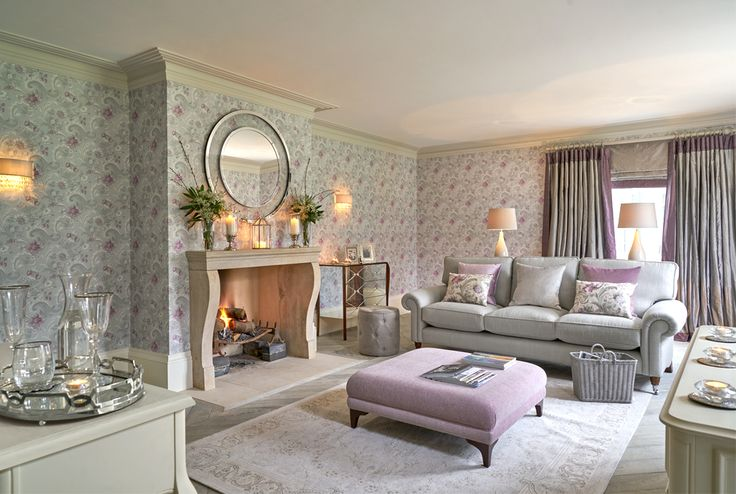 27 best interiors baroque images on pinterest laura ashley baroque and exclusive homes. Black Bedroom Furniture Sets. Home Design Ideas