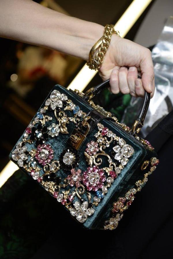 Love this..... Dolce & Gabbana F/W 2015