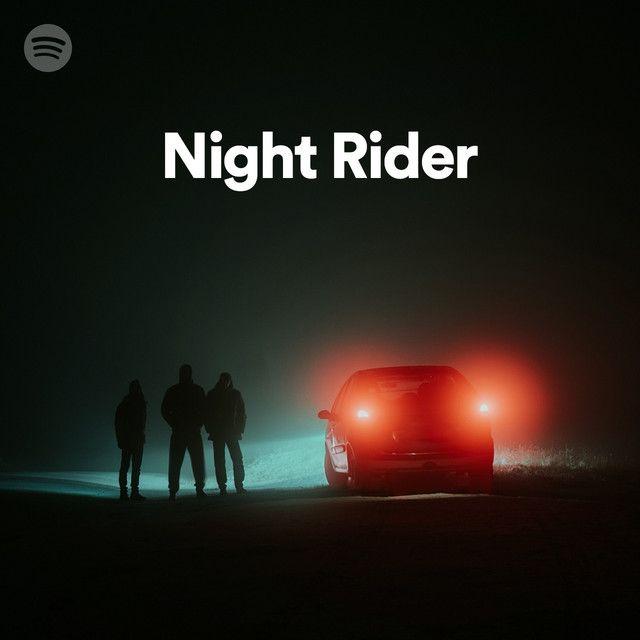 Night Rider Tracks October 2020 Deep House Music Minimal Techno Night