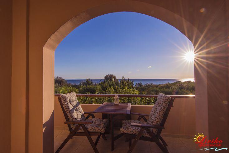 The light of the winter................ #Liviko_apartments #Apartments_for_rent #Rent_by_the_month_in_the_winter #Frangokastello #Sfakia #Chania #Crete #Greece