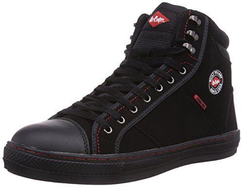 Lee Cooper Workwear Baseball, Men's Safety Shoes, Black, ... https://www.amazon.co.uk/dp/B00B8TR1UE/ref=cm_sw_r_pi_dp_MkJhxbDD2Z448