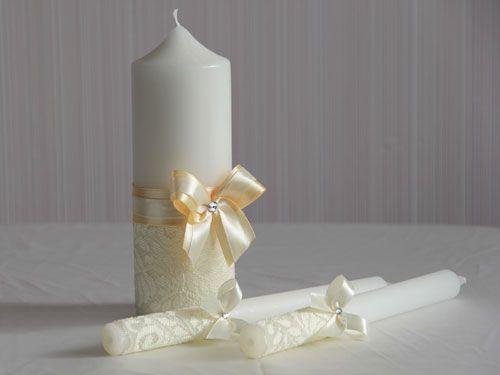свадебные свечи - Поиск в Google