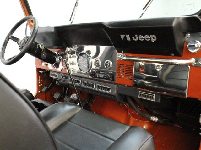 CJ7 Laredo interior | Jeeps | Pinterest | Interiors