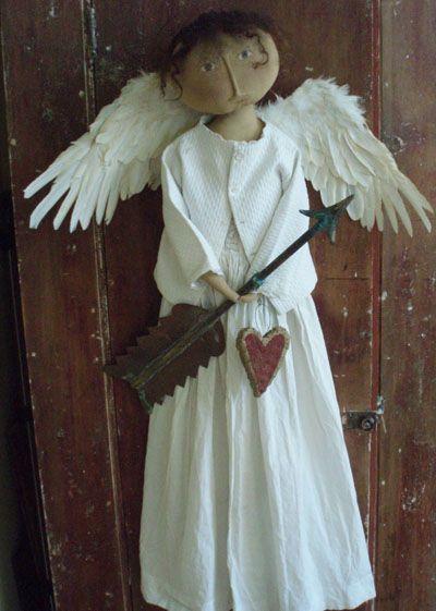 valentine angel name