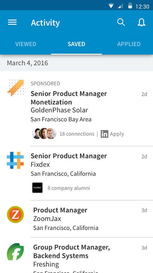 12 best Ionic list images on Pinterest - best job search apps
