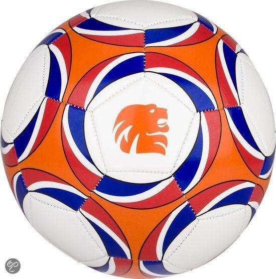 Voetbal - Holland Leeuw - Oranje (maat - 5)