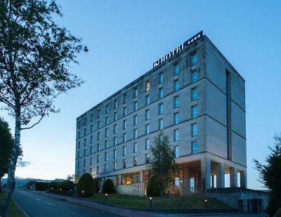 Spain Hotels: Eurostars San Lazaro - Santiago de Compostela