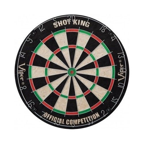 Dartboard Games Wall Mount Indoor Sporting Goods Hunting Bows Arrows Family Fun #Viper