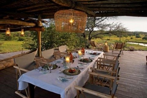 Casa de estilo africano 3