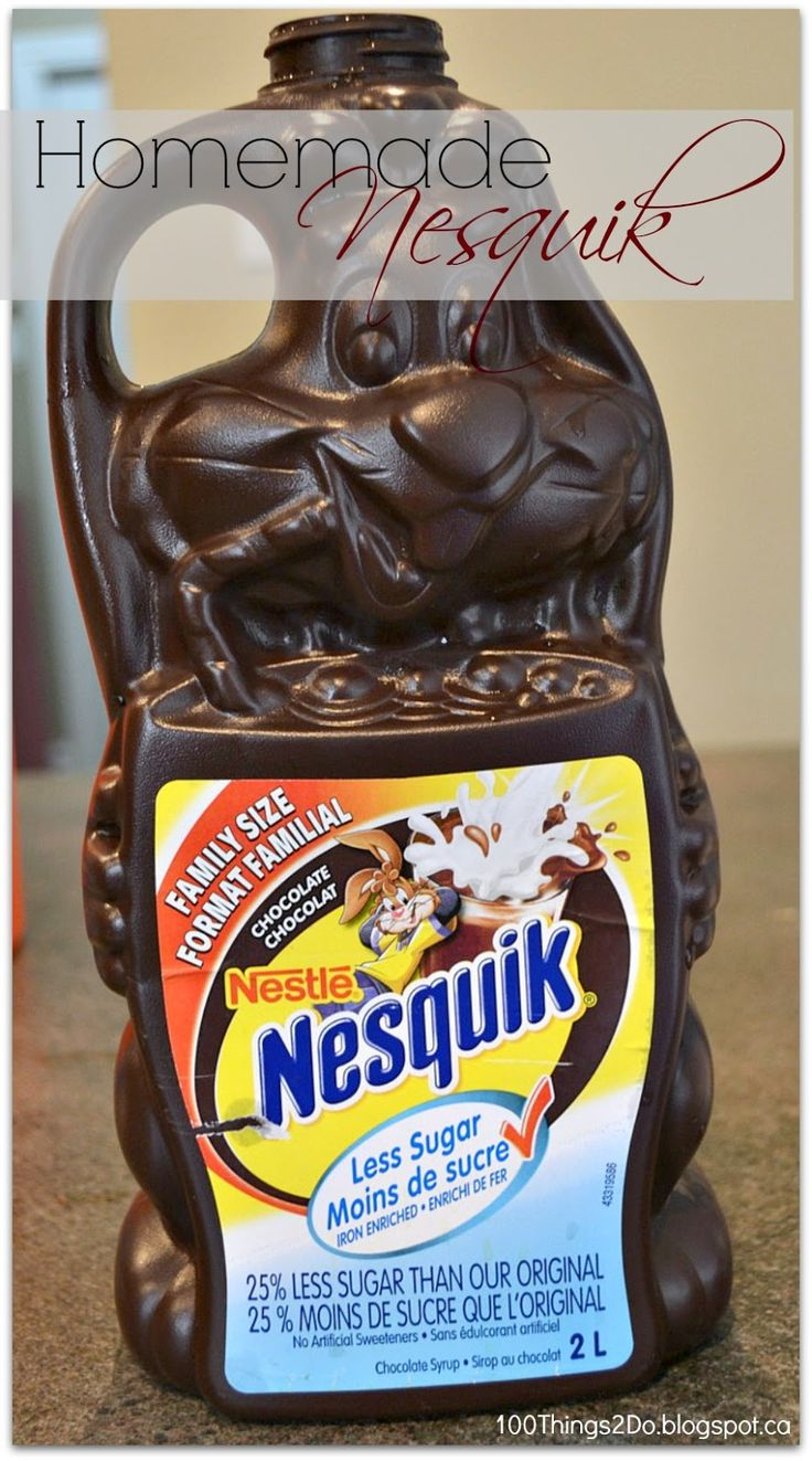 ... images about Nesquik! on Pinterest | Behance, Homemade and Products