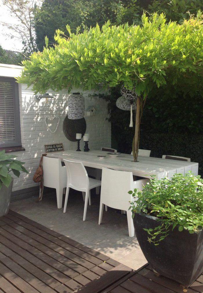 Table et chaises de jardin design pas cher design ikeameubles de jardin