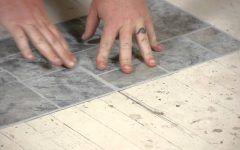 Laying Vinyl Flooring Over Ceramic Tiles