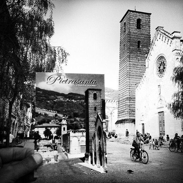 Postcard from #Pietrasanta (Lucca/ Tuscany/ Italy)