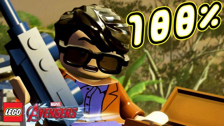 LEGO Marvel's Avengers - 100% Guida a Livello Completo - Gestione della ...