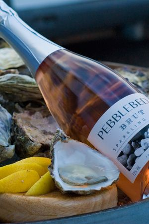 Pebblebed Wines - wine tasting and vineyard tours in Topsham. No wonder the folks from Debn be an 'appy crew