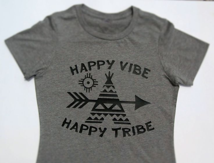 Tribe Shirt, Tribe Tshirt, Happy Vibe, Happy Tribe, Love My Tribe, Mom Shirt, Mama Bear Shirt, Arrows Shirt, Mom Birthday, Raising My Tribe by FunTrendyTees on Etsy