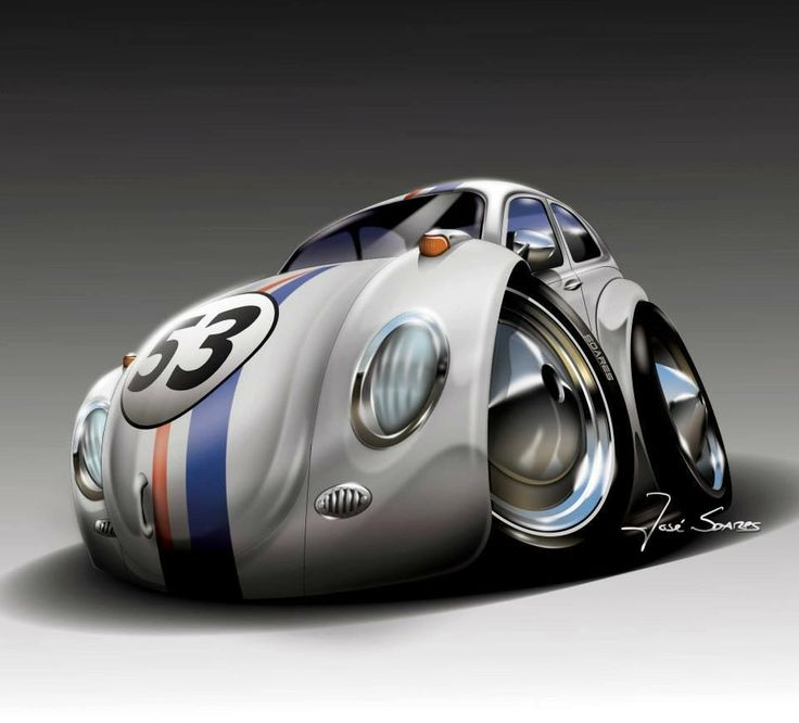 521 best vw art images on pinterest drawings car and