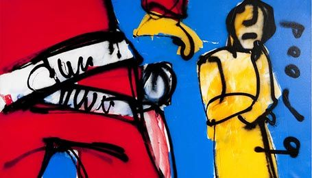 Collectie | Herman Brood-   Pistool