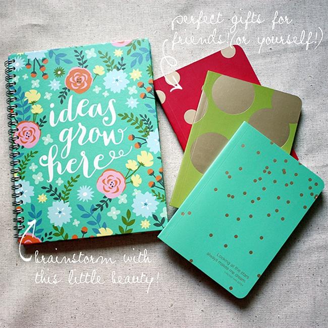 Ann Marie + Me: The power of a cute notebook