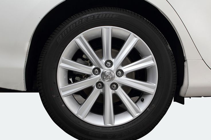 ALL NEW CAMRY 2.5 V - Wheel