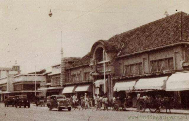 Pasar Toendjoengan 1950
