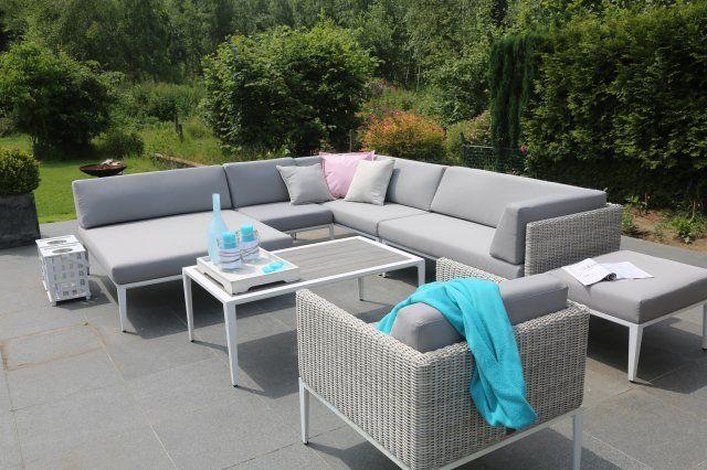 Maak je loungeset compleet met goede accessoires. Zo fleur je je loungeset op en kun je hem aanpassen naar je gevoel.