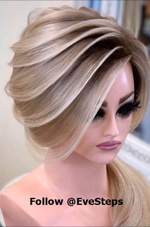 Trending Hairstyles 2019 – 10 Amazing Hairstyles By Georgiy kot #Braidedforshorthair