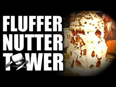 Fluffer Nutter Tower - Epic Meal Time - YouTube