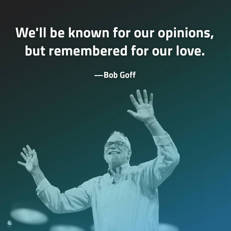 Bob Goff at The Global Leadership Summit - love