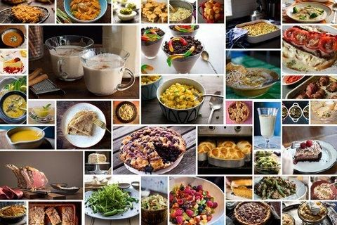 The Thanksgiving recipes Googled in every state http://nyti.ms/1poqtqP