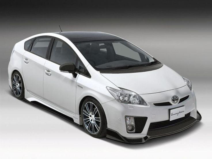 Wonderful Tommy Kaira Toyota Prius